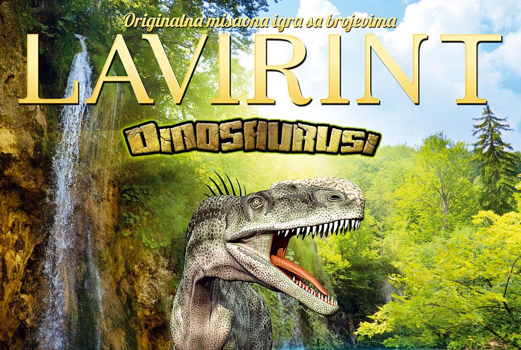 Lavirint: Dinosaurusi