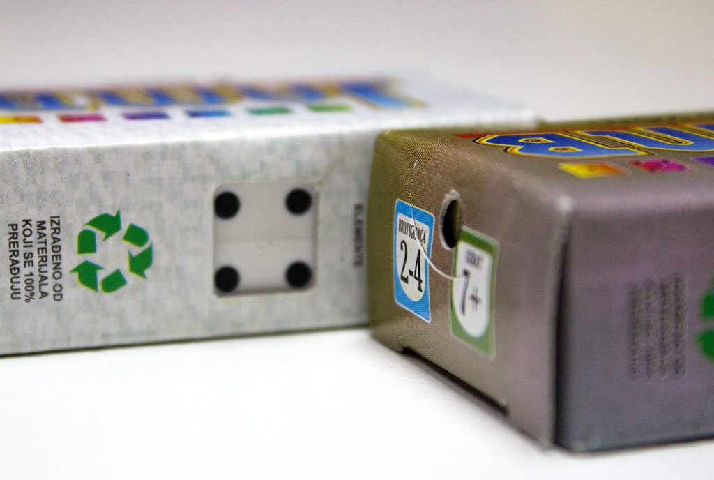Jamb kocke (Kutija)